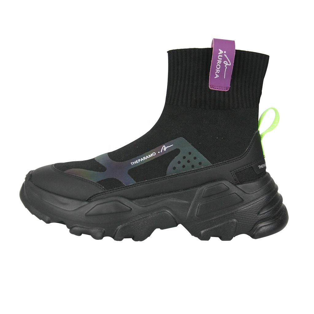 Высокие плетеные туфли; повседневные Известные кроссовки из материала eva