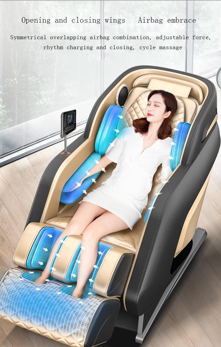 Cina Fabbrica di Alta Qualità di Cura Del Corpo Gravità Zero Poltrona Da Massaggio