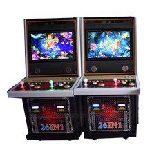 26 1 Fish Game Taiwain Ict Bill Validator Vis Games Usa 2 Speler Fish Game 22 Of 32 Inch Monitor