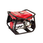 Small Generator Open 2.5/2.8kva Key/Recoil Start Portable Small Air Cooled Silent Gasoline Generator 3 Phase Power Supply