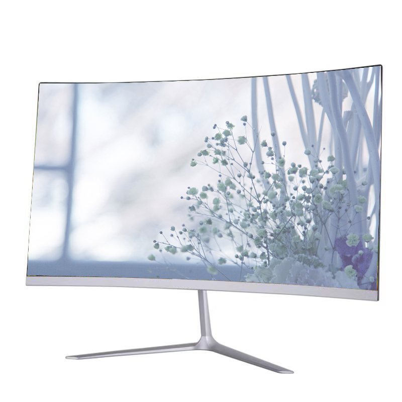 Factory Price 24&quot; inch 75HZ Desktop Computer Screen Size TFT <strong>LED</strong> Computer Monitor with VGA AV Input