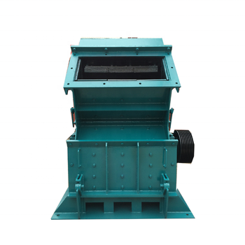 Crushing machine impact crusher parts coal impact crusher for sale