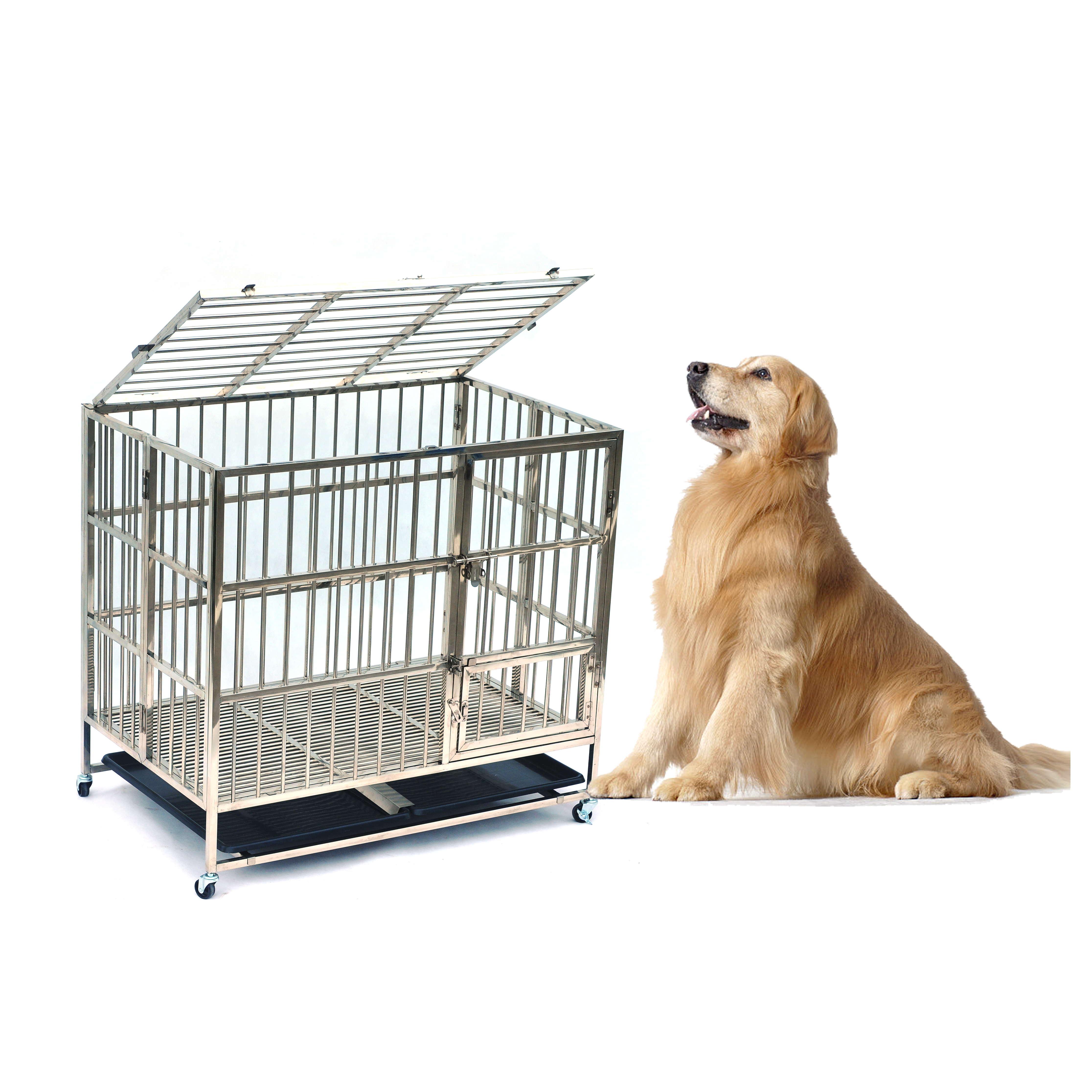 Grossiste Cage Chien A Vendre Acheter Les Meilleurs Cage Chien A Vendre Lots De La Chine Cage Chien A Vendre Grossistes En Ligne Alibaba Com