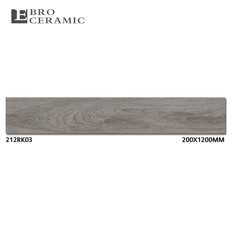 Ebro ceramic <strong>non</strong> <strong>slip</strong> rustic ash wood <strong>porcelain</strong> <strong>tile</strong> live room <strong>floor</strong> <strong>tile</strong> 200x1200mm