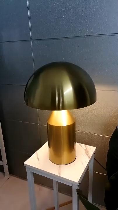 Современное украшение для дома в виде гриба; Классическая обувь черного цвета детская настольная лампа спальня прикроватная настольная лампа