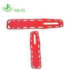 JKYL Medic Carbon Plastic Long Or Short Spine Spinal Board Stretcher Specifications Dimensions Price With Strap Head Immobilizer