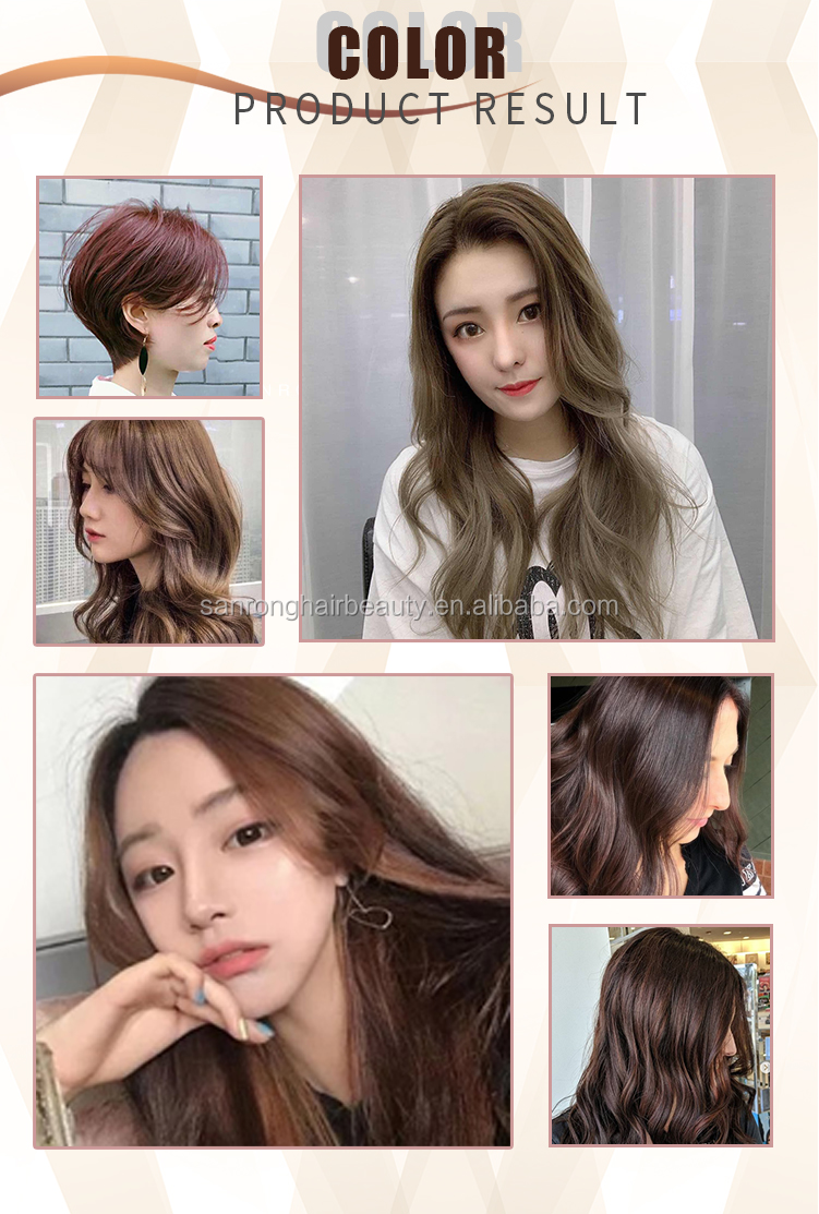 Cheap Factory Price professional hair color cream with wholesale price