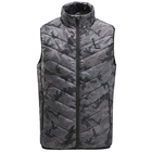 Mens Winter Battery Heated Hunting Heating Heated Down Vest For Men