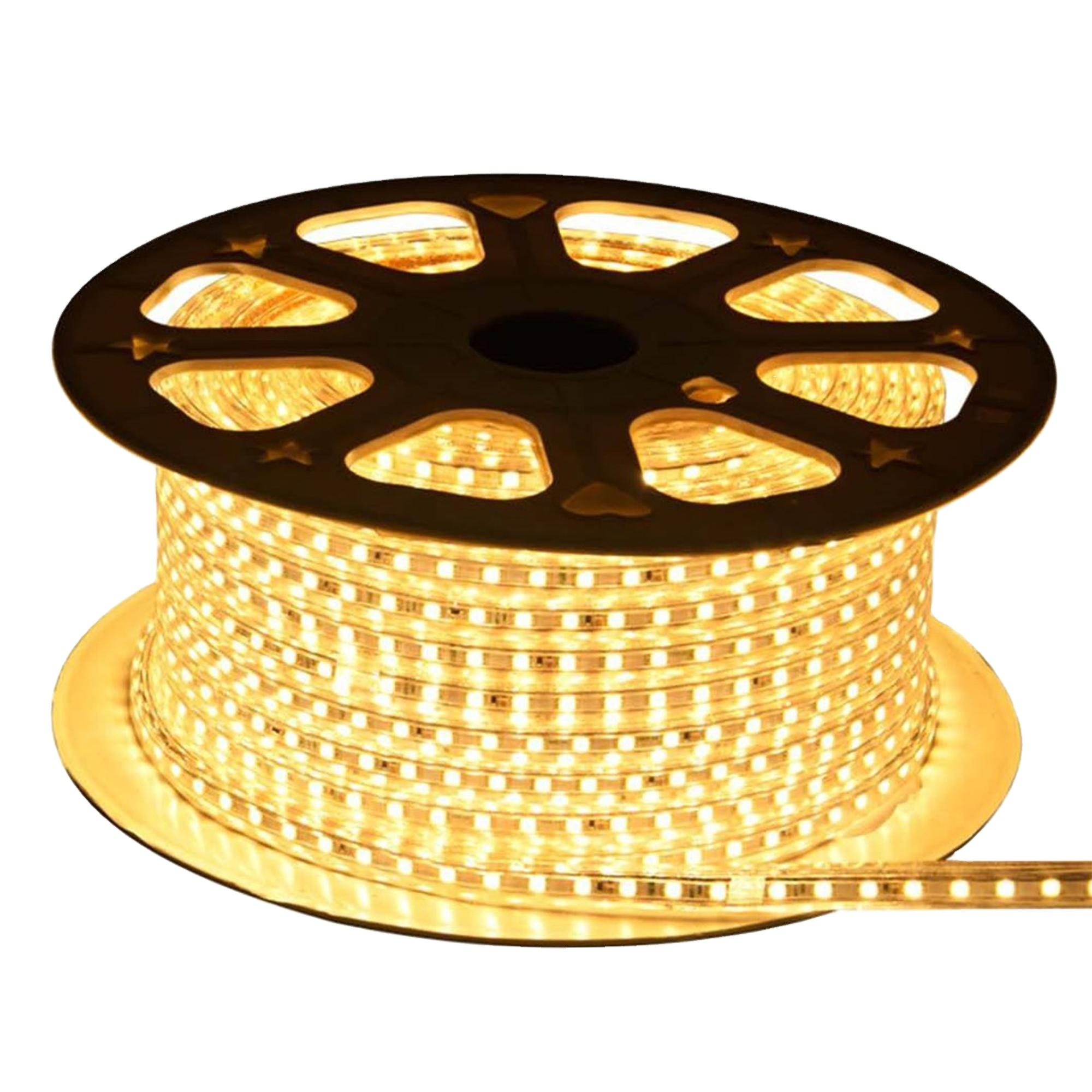 Factory Price High Voltage 220V SMD5050 ip65 Waterproof Led Strip Light With Outdoor