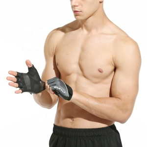 Adjustable Weight Training Gloves Cycling Gloves Fitness Gloves