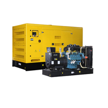500KVA 힘 엔진 <span class=keywords><strong>모델</strong></span> P180FE 침묵 두산 디젤 발전기 세트 가격