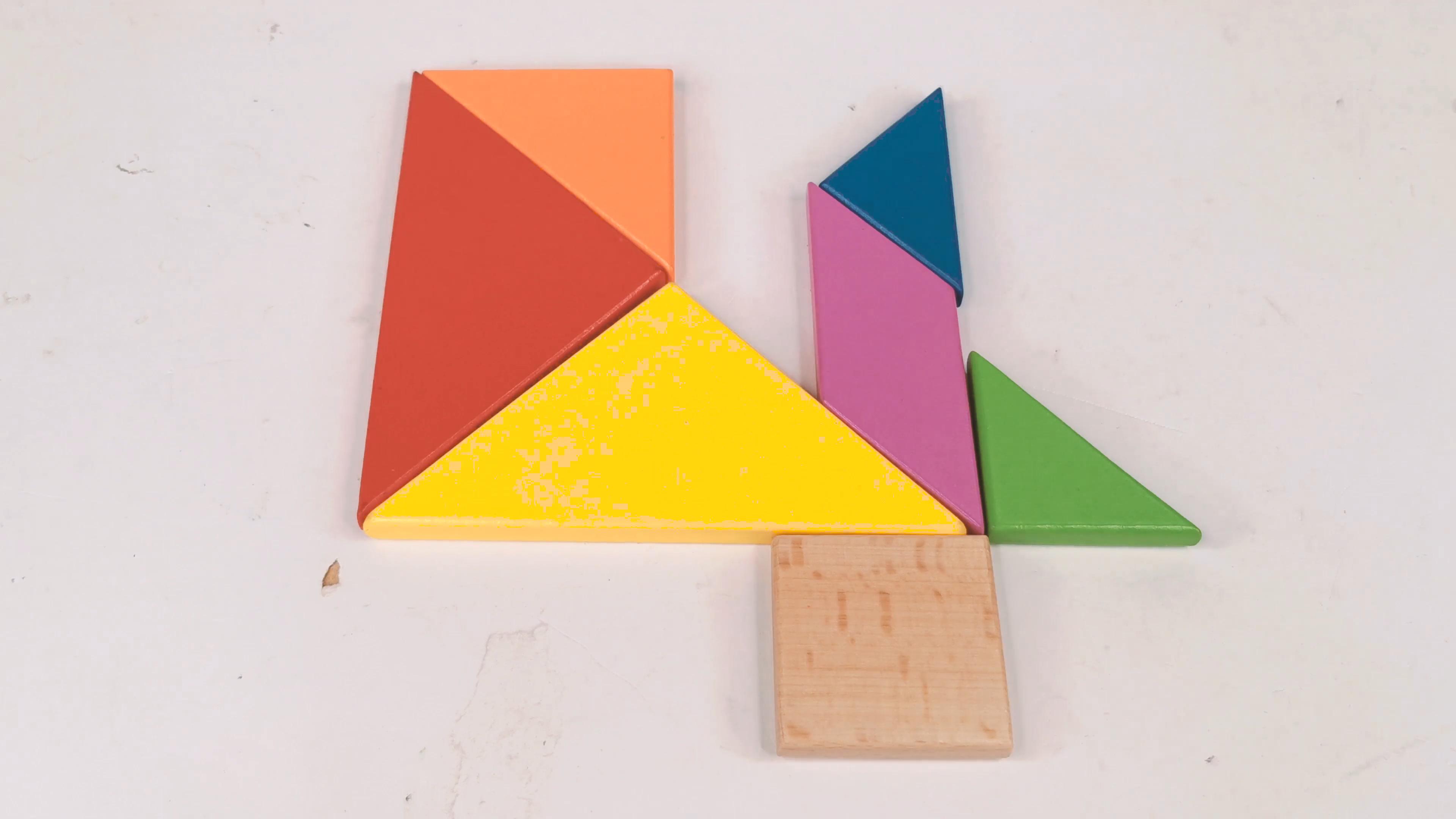 Número de Golfinho em forma de Animais puzzle de madeira de alta Qualidade, Número de puzzle