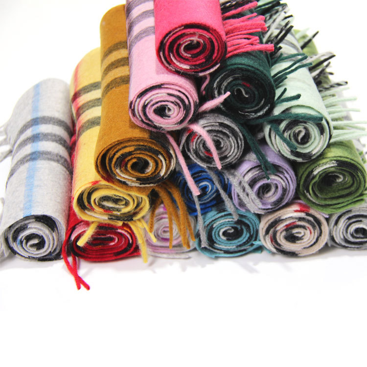 Good quality factory directly 100% <strong>wool</strong> <strong>scarf</strong> for boy and girl with factory direct sale price