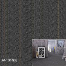 Офисный строительный ковер, напольный коврик для ног, ПВХ Противоскользящий коврик для отеля, квадратный водопоглощающий коврик в полоску, ...(Китай)