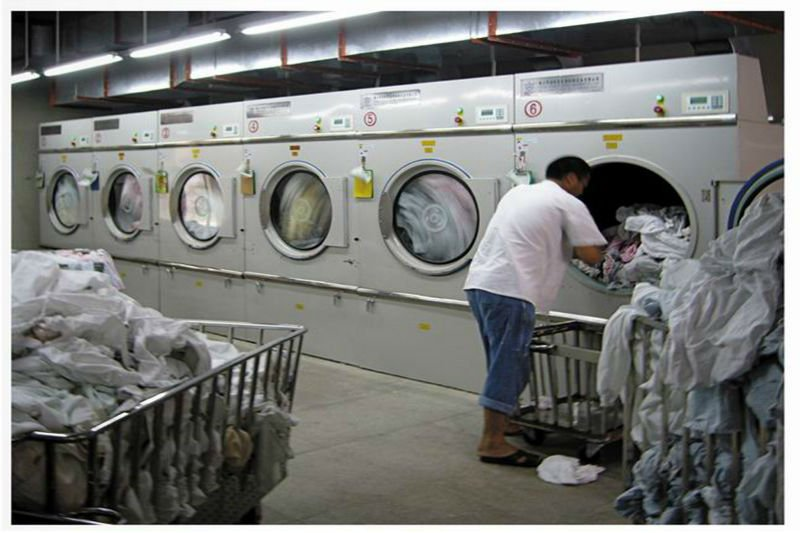80kg electric  heating industrial clothes dryer,garments laundry dryer