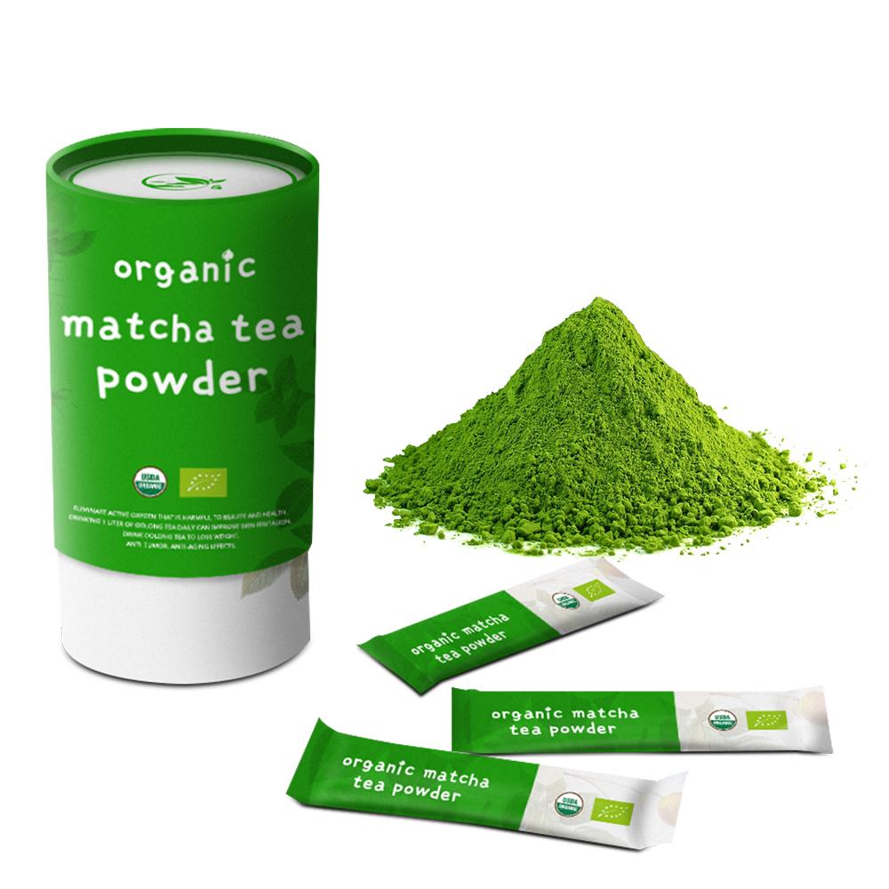 Usda Premium Japanese Organic Pure Matcha Green Tea Powder - 4uTea | 4uTea.com