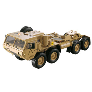 Remote control 8x8 crawler climbing army toys military rc truck