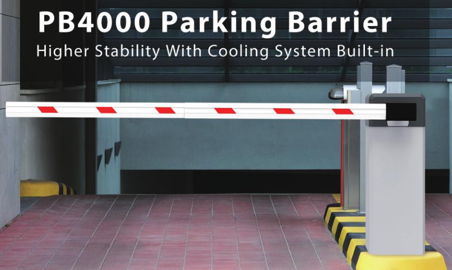 Ευθεία πύλη εμποδίων βραχιόνων ασφάλειας αυτοκινήτων για το διοικητικό σύστημα ελέγχου χώρων στάθμευσης