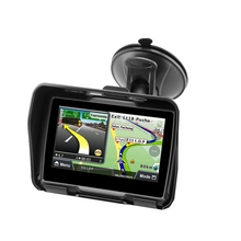 Mappe di Navigazione Moto <span class=keywords><strong>Gps</strong></span> Impermeabile Fm Bluetooth di Trasporto Moto Navigatore <span class=keywords><strong>Gps</strong></span> Bluetooth di Navigazione per Auto Moto