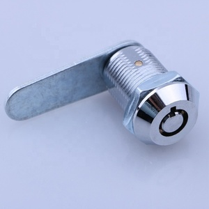 M18 /MS409 hot sales available combination of 2500 group 7 radial pins tubular cam lock for cabinets use
