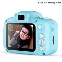 2 дюйма HD 1080P заряжаемая цифровая мини Детская камера мультяшная Милая камера игрушки наружная Фотография реквизит для ребенка подарок на д...(Китай)