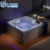 JOYEE 2020 new bathroom bath tubs massage 2 sided skirt luxury jakuzi spa shower deep whirlpool bathtub price