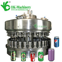 beer canning machine/tin beer canning can filling machine
