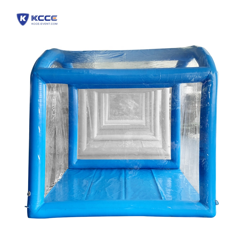Pop Up emergency PVC inflatable isolation tents,  hospital emergency tent//