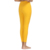 Yellow High Elastic Ankle Length Seamless Sport Yoga Pants Leggings