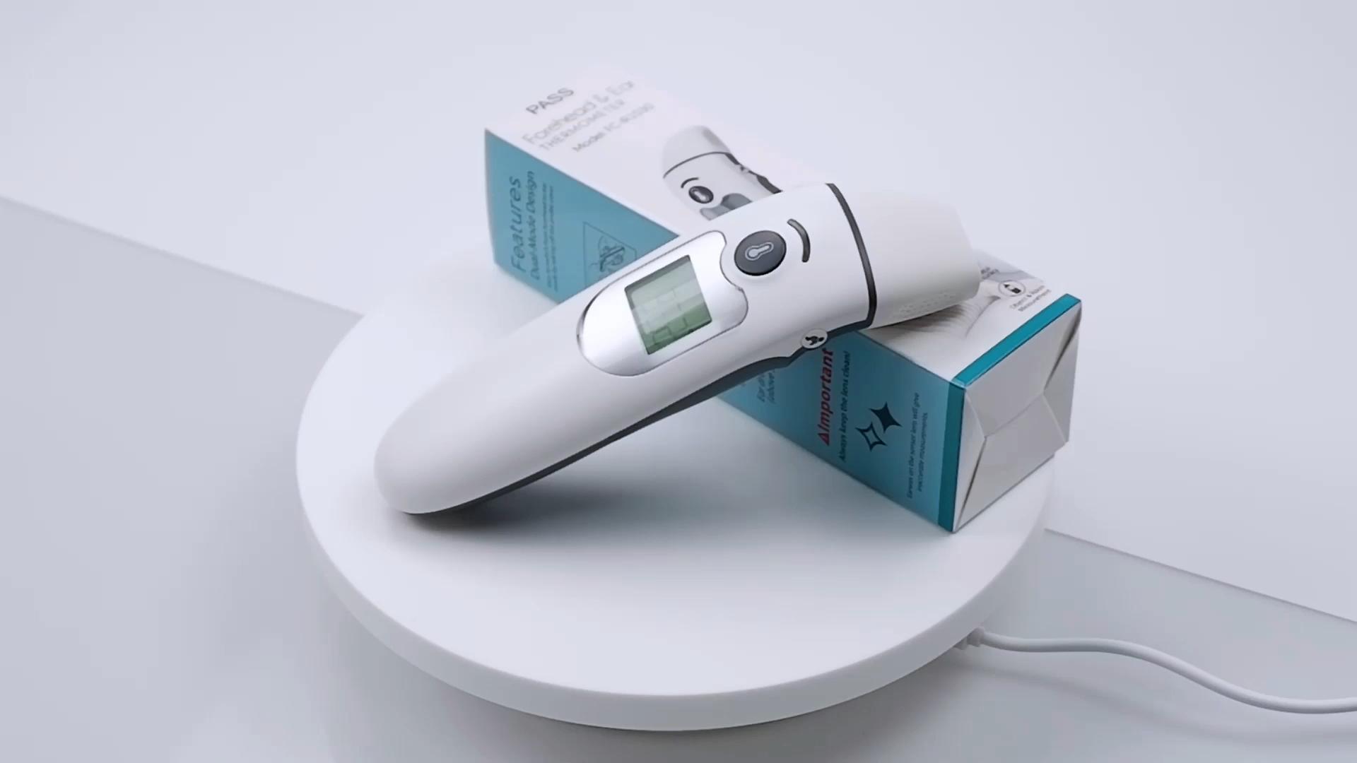 Multi-funzioni finicare febbre temperatura del bambino termometro a infrarossi medico termometro clinico