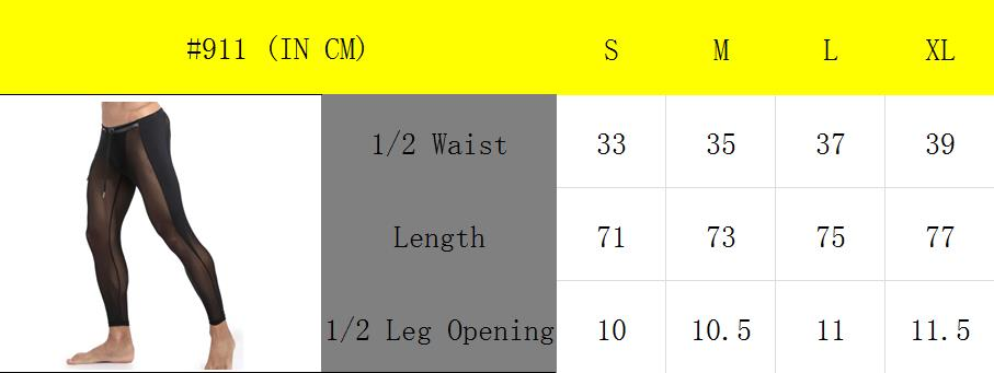 Men Compression Tights Running Sports Leggings Bodysuit Long Pants Fitness Men Body Shaper Cycling Nylon Tights for Men