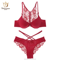 45/5000 Ladies 'underwear sexy bra sexy lace lingerie and underwear weinoao