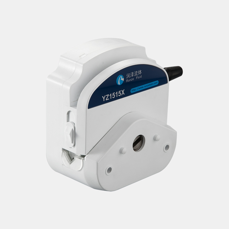 Silicone Rubber Tubing Hand Operated yz1515 Peristaltic Pump Head