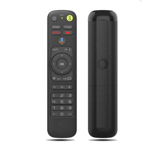 Universal Bluetooth Voice remote control for dreambox and other any brand  smart tv, oem remote control