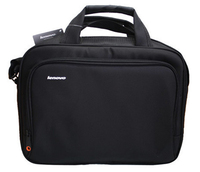 premium funky 15.6 inch laptop shoulder bag black