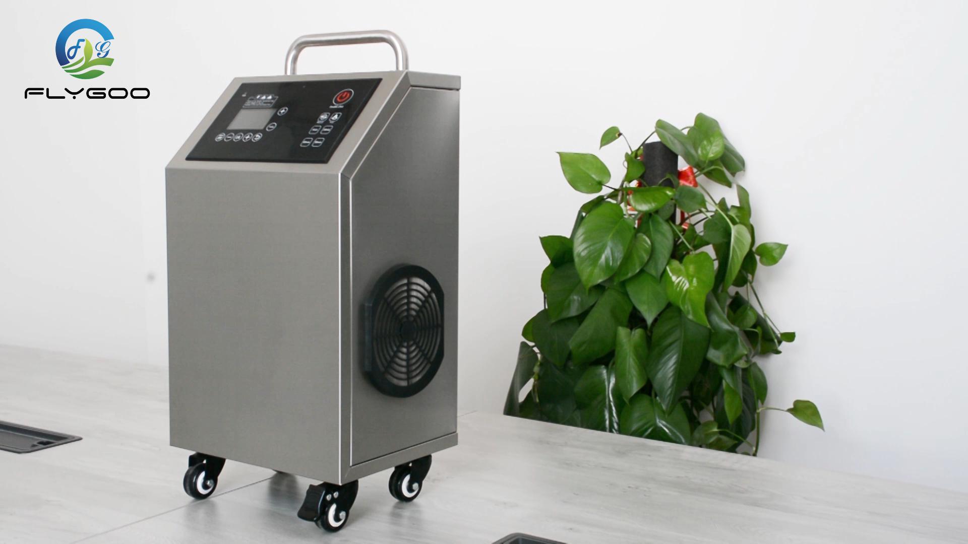 Cold Corona Discharge Ozone Generator 10g