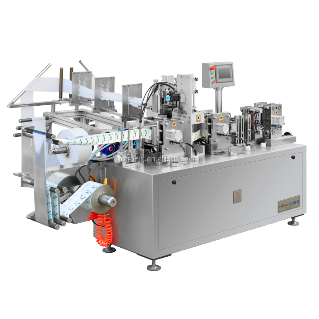 Disposable wipes machine wet wipes making machine made in China