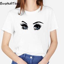 Популярные 90S новые Harajuku женские готические футболки с принтом лица девушки летние эстетические мягкие топы тройники размера плюс Ulzzang(Китай)