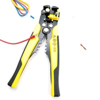 High Quality Mini Combination Hand Tools HS-056 Cable Cutter And Wire Stripper Crimping Plier