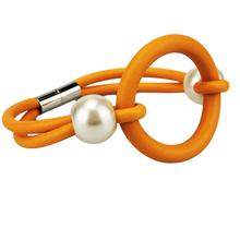 UKEBAY новые круглые браслеты, Женские Ювелирные изделия ручной работы, резиновые браслеты с подвесками, женские Богемные аксессуары, браслет,...(Китай)