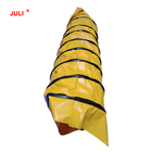 Mining Tunnel Collapsible Flexible Ventilation Air Duct/Ventilation Fan For Use