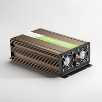 1000W 24v 48vdc 110vac pure sine wave power 12v 220v inverter