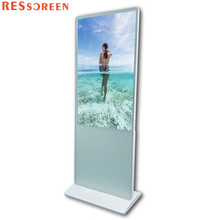 Beste preis 43 49 55 65 zoll 4k android touch screen lcd digital signage totem werbung display