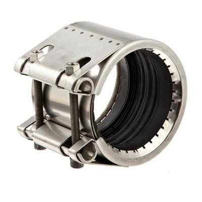 Pipe couplings gear repair clamp ring