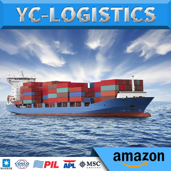 Cheap ocean shipping international freight forwarder sea freight to USA
