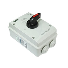 Suntree IP66 Solar PV SISO-40 DC 1000 V Isolation Switch Jenis Isolator <span class=keywords><strong>Listrik</strong></span>