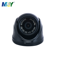 Custom 1080P Vehicle IR Night Vision Audio Ip69 Waterproof Mini Dome Camera for Bus School