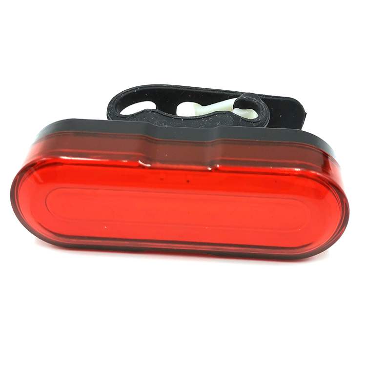 360 degrees rotation 5 light modes USB rechargeable high brightness COB LED bicycle warning taillight back light