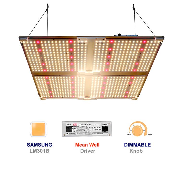 Zhongshan Koray-board 288 2.0 v2 leds genuine samsungs lm301b for led grow light shipping to USA Europe