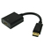 Drop Verzending USB Opladen Kabel Display Port Male naar HDMI Female Adapter Kabel, Lengte: 20cm
